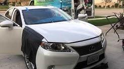 Lexus ES 350 2013 Windshield Replacement