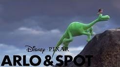 ARLO & SPOT - Offizieller Trailer (German   deutsch) - Disney HD