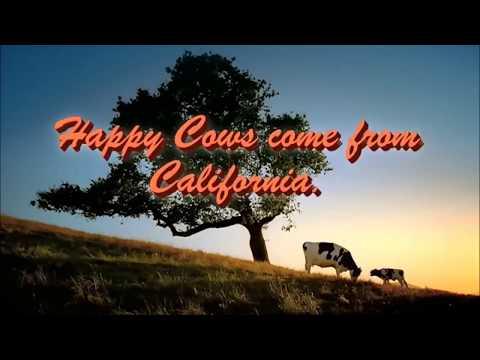 Real California Cheese Grandma Tell Me 2006 TV Commercial HD