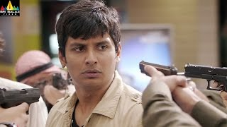 Rangam 2 Movie Jiiva Arrested By Police | Latest Telugu Movie Scenes | Sri Balaji Video