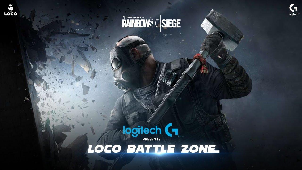 Logitech G presents Loco Battle Zone • Logitech G x Loco x Villager Esports | Day 4