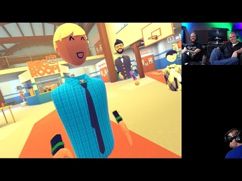 VRodeo 05: Rec Room, Minecraft in VR, and More