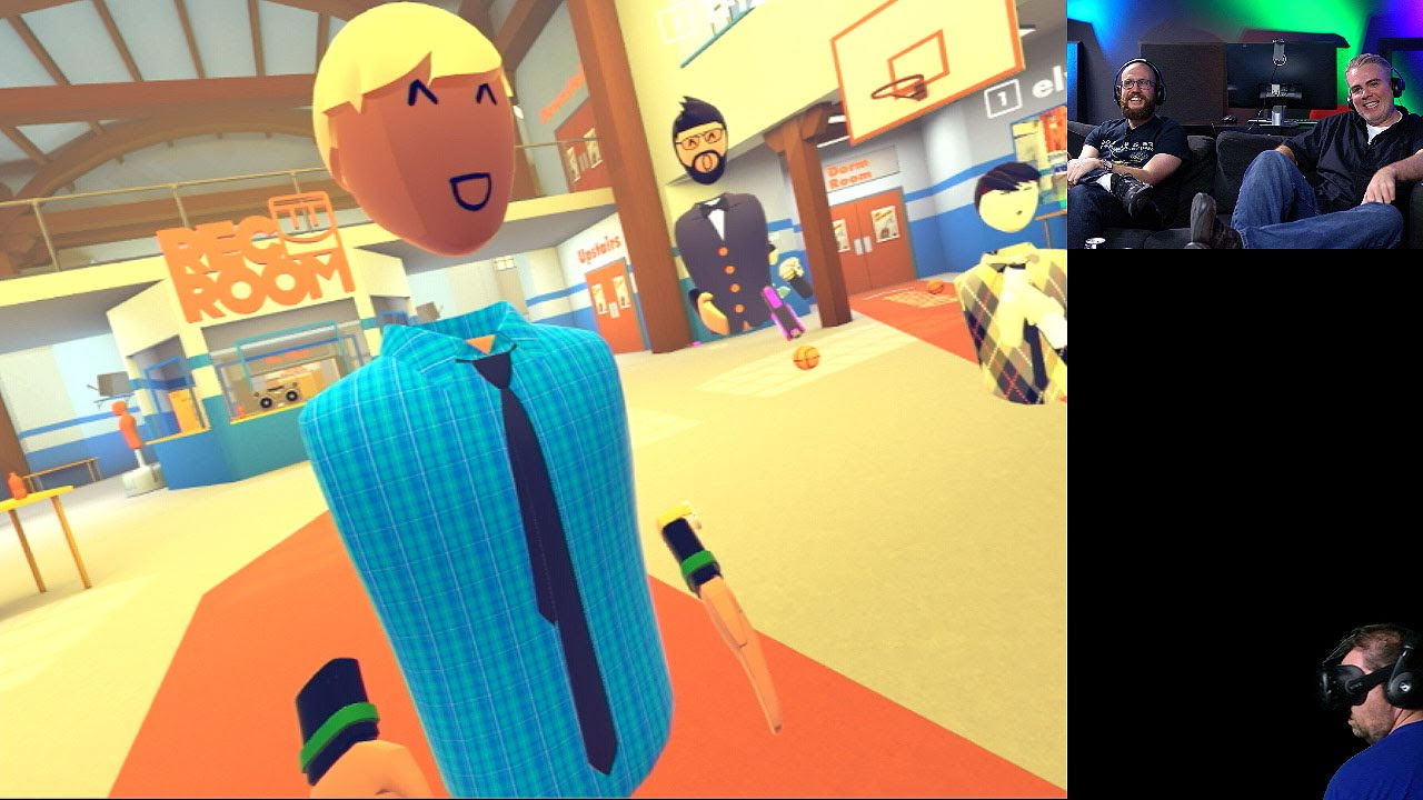 VRodeo 05: Rec Room, Minecraft in VR, and More - YouTube