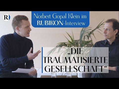"""""""Die traumatisierte Gesellschaft"""" (Norbert Gopal Klein und Flavio von Witzleben)"""