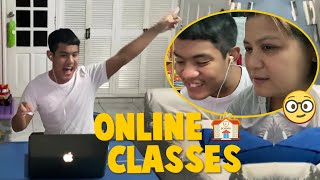 Online Class Trial of Q  | CANDY & QUENTIN | OUR SPECIAL LOVE