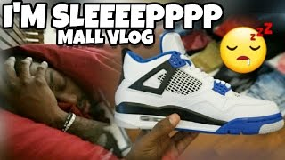 JORDAN 4 MOTORSPORTS ARE SITTING LIKE DUCKS!! QUACK QUACK!! MALL VLOG