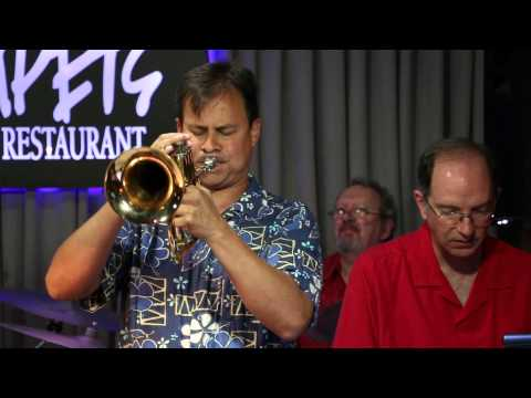 Michael Treni Big Band plays Waters of March by Scott Reeves