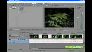 Видео монтаж в Sony Vegas .Урок-10