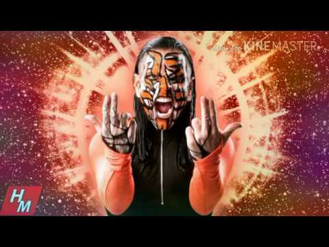 Jeff Hardy new theme 2017 SPAWN OF ME
