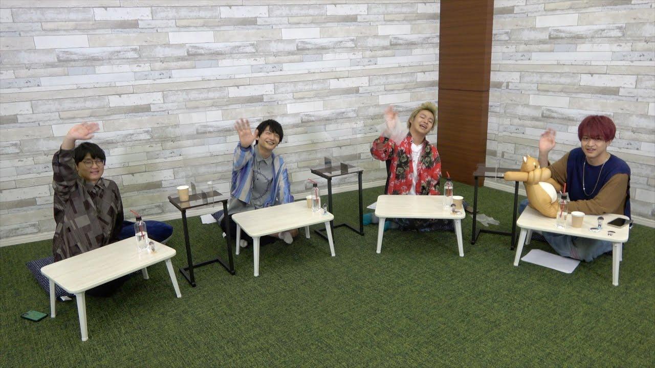 【声優】島﨑信長さん・石川界人さんと生放送イベントをしたんじゃよ