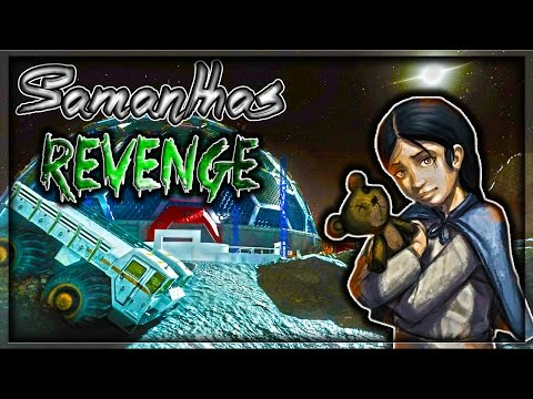 🌛Samantha's Revenge🌜 Griffin Station (Moon Gun Mod) Call Of Duty Black Ops Zombies