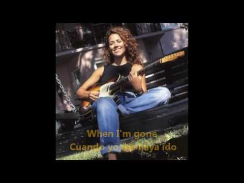 Sheryl Crow You Can Close Your Eyes Subtitulado Español Ingles