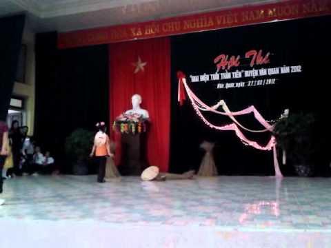 Bài hát Đưa cơm cho mẹ đi cày (TH 1 thị trấn Văn Quan-Lạng Sơn)