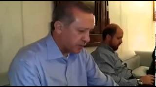 Cumhurbaşkanımız Erdoğan Al-i İmran Suresi'ni Okuyor