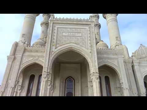 Masjid Jami' Heydar Aliyev, Baku Azerbaijan