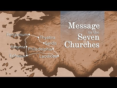 Trailer: Message to the Seven Churches