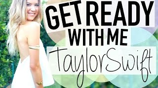 Get Ready with Me: Taylor Swift 1989 Concert