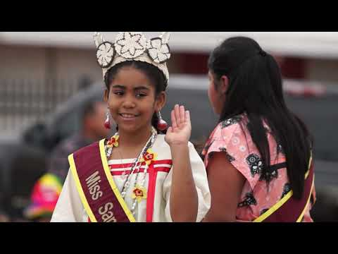Tribal Gaming promotes the Welfare of Sovereign Tribes & Miss San Simon School Royalty 00013