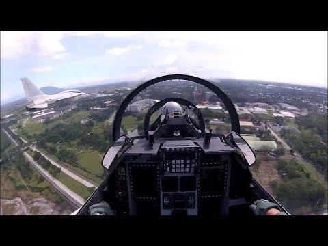 Philippine Air Force FA50PH LCA Opener Pass