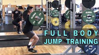 Full Body Workout Jump Training (feat. Dan Yang)