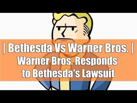 WARNER BROS. RESPONDS TO BETHESDA'S LAWSUIT, THE ELDER SCROLLS 6 SETTING, SONY ON CROSSPLAY