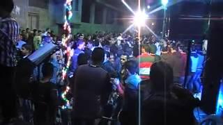 الفنان عبد اللطيف الحلو وعازف الدرمز احمد دمج فقرة من الاغاني شعبية 2013