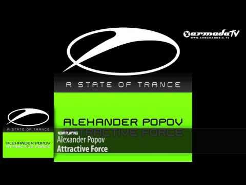 Alexander Popov - Attractive Force (Original Mix)