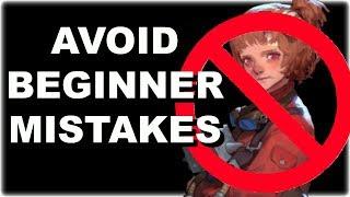 Avoid These Beginner Mistakes - Tips - Ark of War