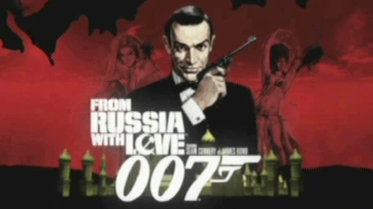 Cgr Undertow James Bond 007 From Russia With Love Review For