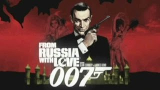 CGR Undertow - JAMES BOND 007: FROM RUSSIA WITH LOVE review for Nintendo GameCube