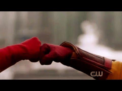 A Volta Do Wally West O Kid Flash - Legendado HD