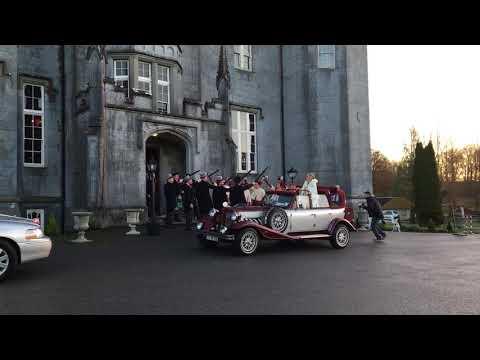 Vintage Wedding Cars in Dublin Limos Ireland