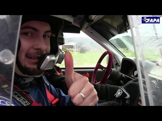 X  Rallysprint Eco-Modular Motorsport Villa de Luarca | FAPA