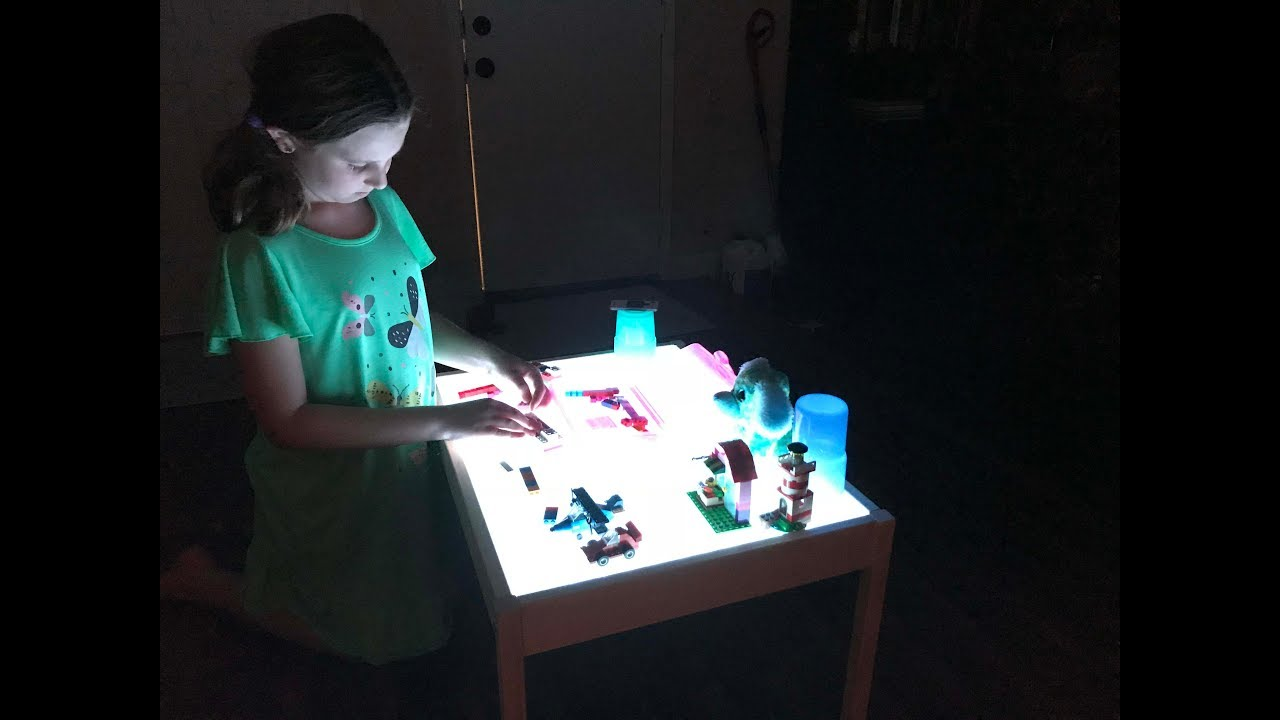 How To Make A Diy Light Table Your Kids Will Love It