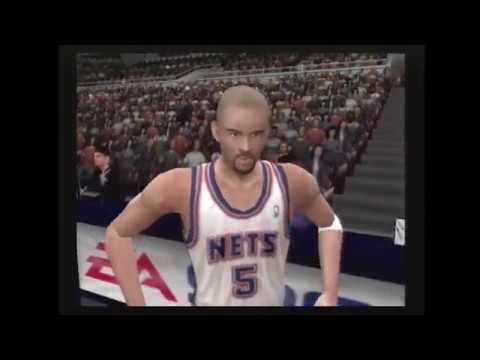 Game Tapes RAW: NBA LIVE 2003 - Jason Kidd Sizzle without Graphics