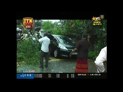 Bad weather condition in sri lanka 3