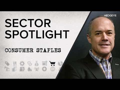 Sector Spotlight | Consumer Staples Analyst Howard Penney: January 31, 2017