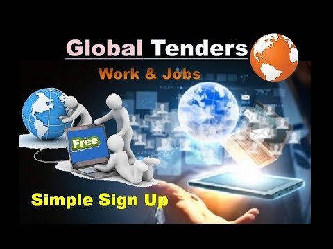 Global Tenders || World Wide Work & Jobs in Hindi