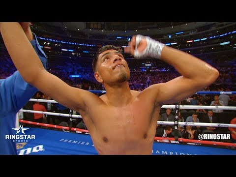 Karlos Balderas vs. Alex Silva (Footage Courtesy of Premier Boxing Champions)