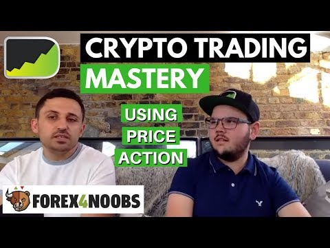 Price Action & Crypto Trading For A Living ft. Nick Bencino