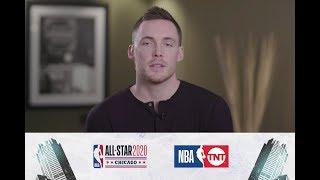 Pat Connaughton Talks Dunk Contest | All-Star 2020