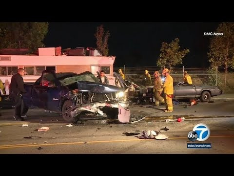 Bootleg Kev & DJ Hed - Sleeping Man Killed in Car from Hit-And-Run in Pacoima