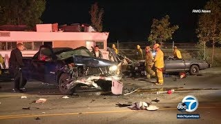 Pacoima hit-and-run: Man killed while sleeping in parked car   ABC7