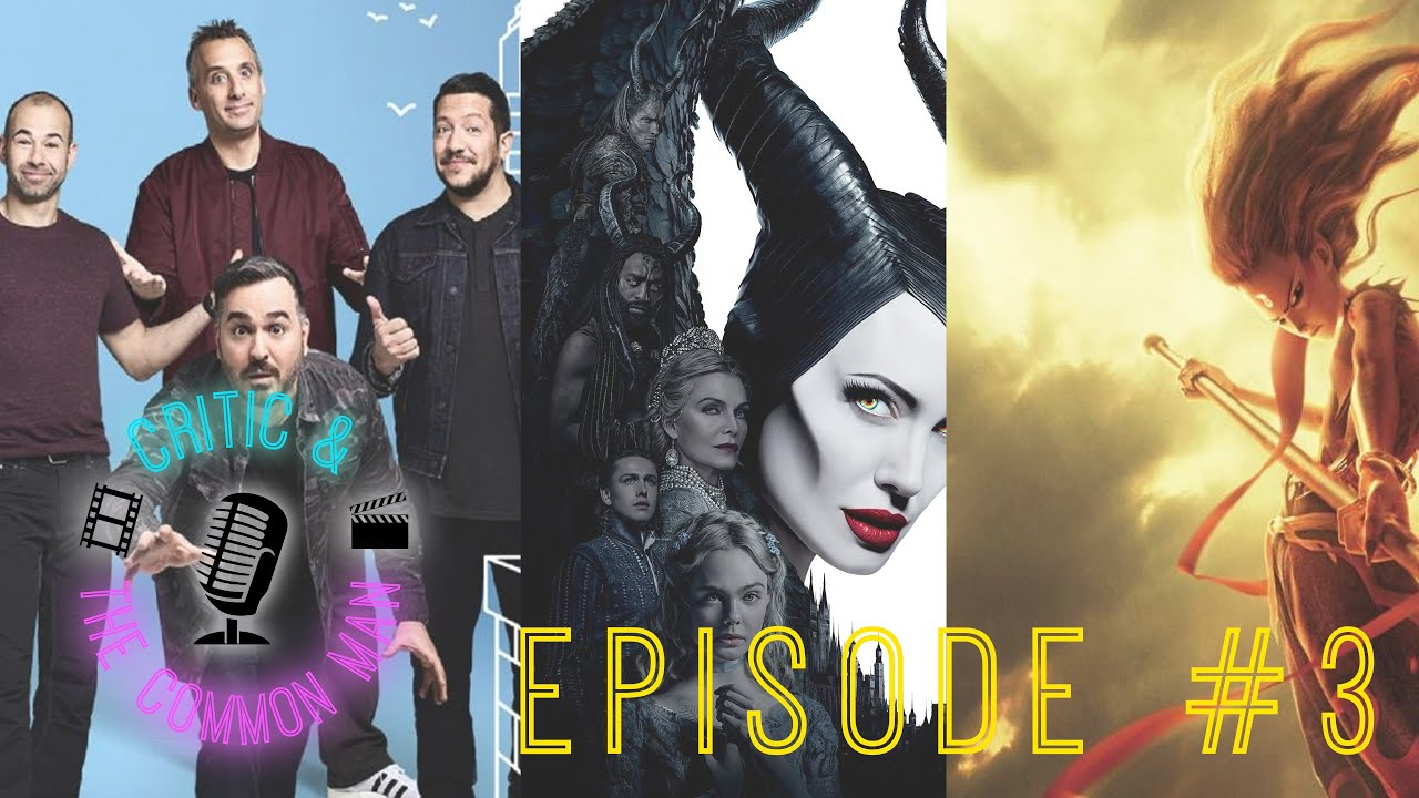 Download Critic and the Common Man #3: Impractical Jokers the Movie, Maleficent: Mistress of Evil, and Nezha
