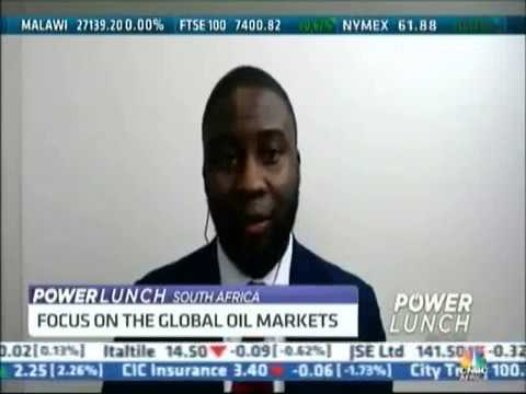 CNBC Africa interview with Lukman Otunuga | 03/05/2019