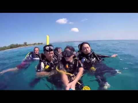 Fun Dive @ Gili Air, Lombok