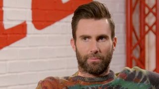 EXCLUSIVE: Adam Levine Spills the True Story Behind Maroon 5's 'She Will Be Loved' Video
