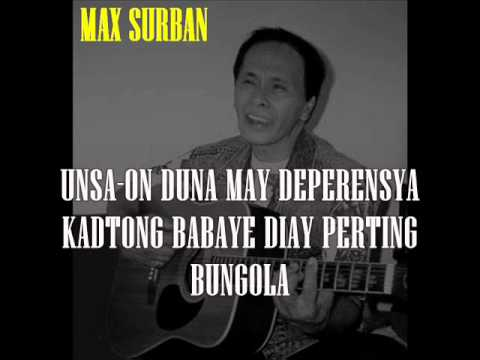 MAX SURBAN-AMATEUR HOUR With Lyrics Mp3
