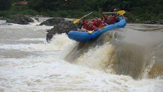 Rafting em Ibirama SC