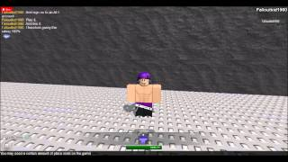 How to get all of the Gifts on ROBLOX 2013